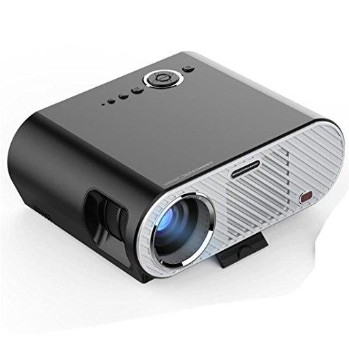 Decke-adapter-kit (botrong gp90Video Projektor 3200Lumen Auflösung 1280x 72012,7cm LCD TFT unterstützt 1080p)