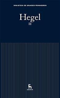 Hegel II par  Georg Wilhelm Friedrich Hegel