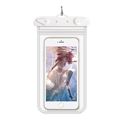 Vier Seiten Doppel Handy Wasserdichte Tasche Schwimmen Tauchen Frühling Smart Outdoor Wasserdichte Handy Tasche Handy Wasserdichte Tasche