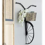 Decore Basket Wall Hanging Cycle Basket for Home Decoration