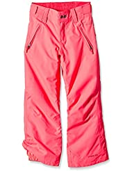 Protest Hopneon Jr Pantalon de ski Fille Fluor