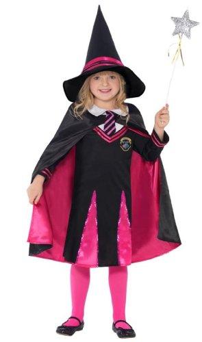 Witch Schoolgirl Costume, (Girl School Costume Witch)