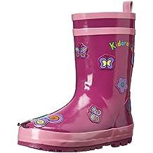 Kidorable Originale di Marca Stivali di Gomma farfalla per bambini,