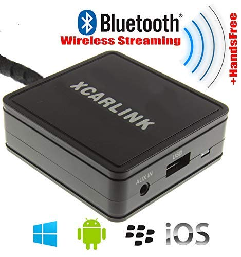 Xcarlink Citroen RD3 - Interfaz de Manos Libres inalámbrica con Bluetooth