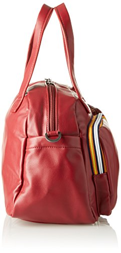 K-Way K-Toujours Touch, Borsa a Mano Donna, 1x24x32 cm (W x H x L) Rosso (B41 Red Rugby)
