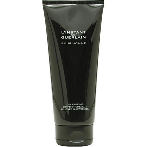 Guerlain L'Instant de Pour Homme All - Over Shower Gel, 1er Pack (1 x 200 ml)