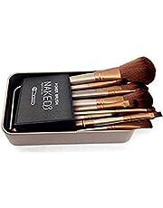 Miss Hot Naked 3 Makeup Brushes - Set of 12