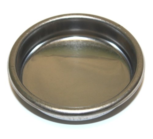 Blindfilter / Blindsieb zur Reinigung der Brühgruppe Ihrer Espressomaschine