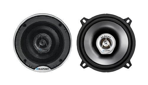 Blaupunkt BGx 542 HP - Altavoces coaxiales para coche de 170W, negro...