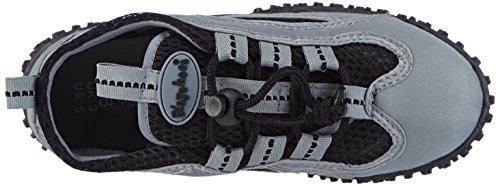 Playshoes Badeschuhe Aquaschuhe Surfschuhe 174501 Unisex-Erwachsene Aqua Schuhe Grau (grau 33)