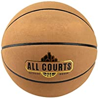 CN Baloncesto No. 7, Escuela Primaria para niños Antideslizante Resistente al Desgaste, Baloncesto Especial,marrón,Numero 7