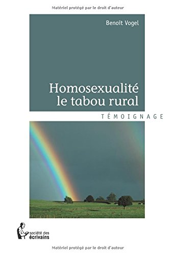 HOMOSEXUALITE LE TABOU RURAL