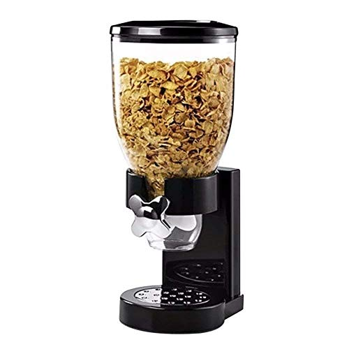 THW Cornflakes/Cereal/Pulses/Beans/Oatmeal/Candy/Namkeen/Dry Food Storage Container Multifunction Food Dispenser