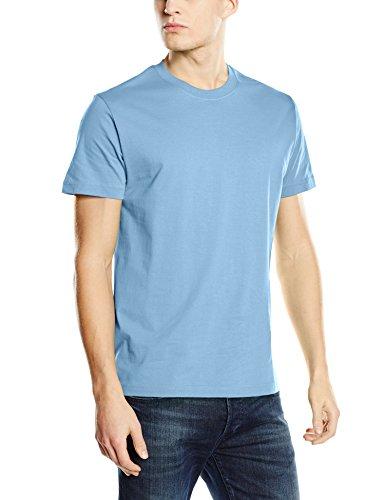 Stedman Apparel Herren Regular Fit T-Shirt Hellblau