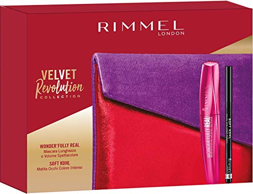 Rimmel London Geschenkset Velvet Revolution Collection - 120 gr -