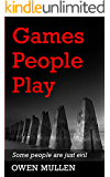 Games People Play:  A Gritty Gripping Scottish Crime Thriller (Charlie Cameron Series Book 1)