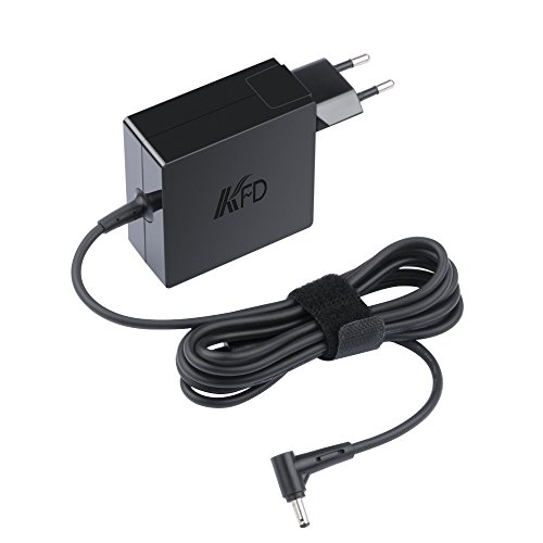 Ac Adapter Adp (KFD 65W 19V 3,42A Netzteil Ladegerät AC Adapter für Asus AD887020 PA-1650-93 ADP-65GD B 010-1LF EXA0703YH PA-1650-78 X550C 5,5 2,5mm F551M X501A X555 X555ub X54h X551 X551C X551CA X551M F555 F555LA)
