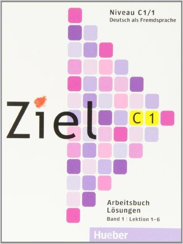 Portada del libro ZIEL C1.1.Loesungen (Soluciones)