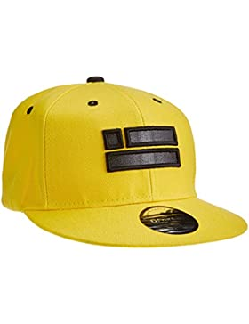 D.Franklin Chrome Snapback, Gorra Unisex, Yellow, Única
