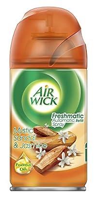 Airwick Fresh Matic Refill - 250 ml (Mystic Sandal)