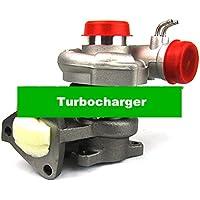 GOWE Turbocompresor para 4D56 2.5L td04 – 11 3 agujeros refrigerado por aceite turbo turbocompresor