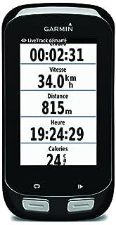 """Garmin Edge 1000 pack - GPS para ciclismo de 3"""" (inalámbrico, microSD, USB) con sensor de velocidad y cadencia y banda de frecuencia cardiaca premium (B00JP88ILG)   Amazon price tracker / tracking, Amazon price history charts, Amazon price watches, Amazon price drop alerts"""