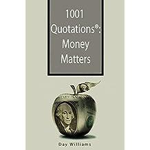 1001 Quotations®: Money Matters (English Edition)