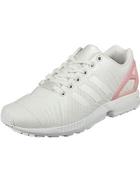 adidas Damen ZX Flux W Sneakers, Grün, EU