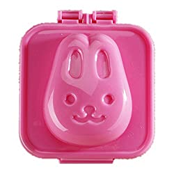 Boiled Egg Sushi Rice Mold Bento Maker Sandwich Cutter Kitchen Tools