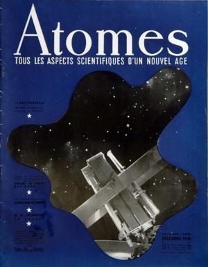 ATOMES [No 33] du 01/12/1948 - L'ENIGME DU CANCER - LA METALLURGIE DES POUDRES - L'ASTROPHYSIQUE E FRANCE par Collectif