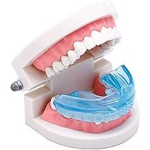 VANKER Sistema de dientes rectos útil Correct Bite Enderezar los dientes Dental Orthodontic Retainer -- Azul