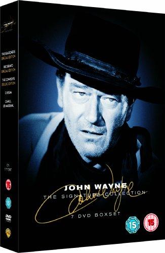 John Wayne Collection(7 Disc) (The Searchers 2Pk, Chisum, Rio Bravo 2Pk, The Cowboys, Cahill U.S Marshall) [UK Import]