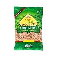 Accept Organic Rajma Chitra/Pinto Beans 0.5 KG Pack of Healthy & Organic Food