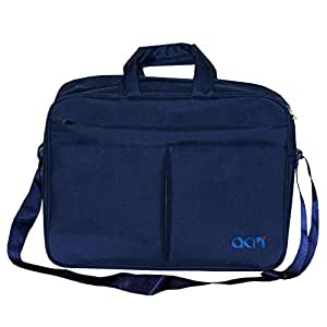 "Acm Executive Office Padded Laptop Bag for 11"" Laptop All Models Laptop Blue"