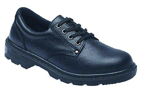Toesavers 3414–10.0double densité Trainer Chaussures de sécurité, taille 10, Noir