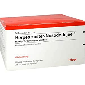 HERPES ZOST NOS INJ, 50 St