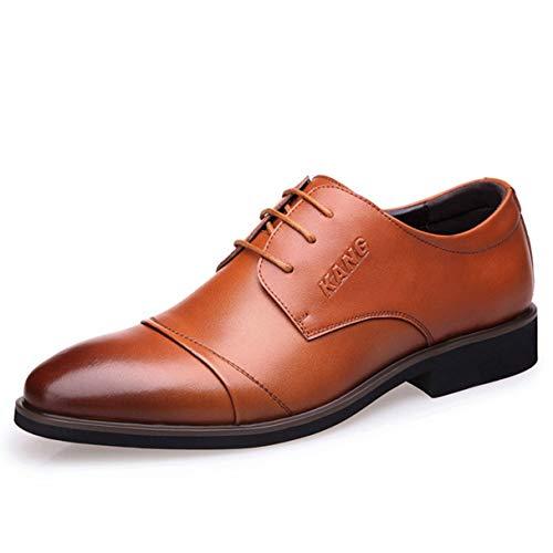 Jessie Kelly Herren Freizeitschuhe Mode Business Oxford Schuhe Gore Moc