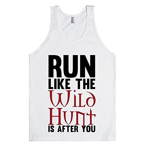 Wild Hunt Running | T-Shirt Large