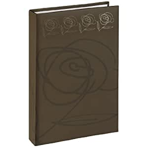 Hama 00094533 Album photo mémo Wild Rose 10 x 15 cm 300 pages (Marron)
