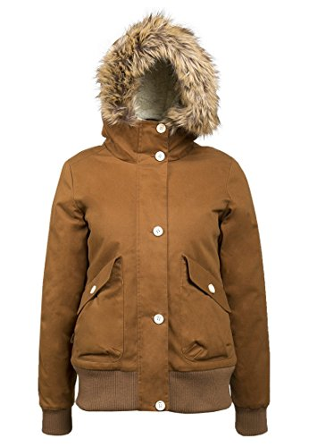 Mazine Damen Winterjacke Brown