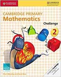 Camb Primary Math Challenge 2