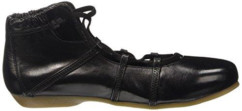 Piazza 990947, Baskets Basses femme Noir - Noir