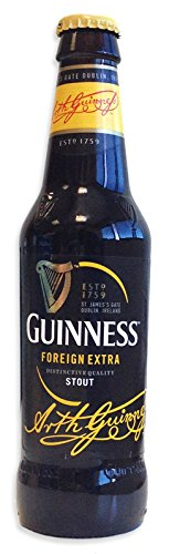 Guinness Beer - Pack of 24 x 330 ml - Total: 7920 ml