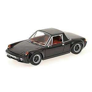 Minichamps - 400066060 - Vehículo Miniatura - Modelo En La Escala - Porsche 916 - 1971 - 1/43 Escala