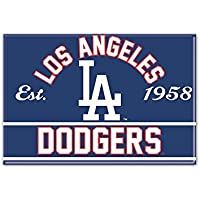 WinCraft MLB LOS ANGELES DODGERS Metall Magnet