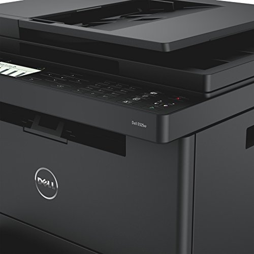 Dell E525w LED-Farblaser-Multifunktionsdrucker - 3