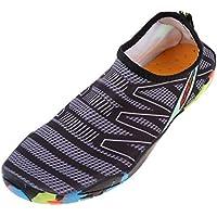 perfk Profesionales Zapatillas de Natación para Adultos Calcetines Antideslizantes de Goma para Buceo Bota de Snorkel - 42