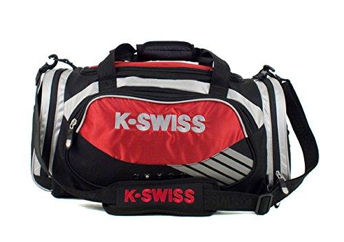 k-swiss-medium-training-bolsa-rojo-negro-talla-unica