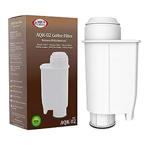 AQK-02 9 Phillips Kaffeemaschinen Intenza+ kompatibler Wasserfilter für Saeco