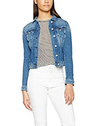 Hilfiger Denim Basic Denim Trucker Slbst, Blouson Femme